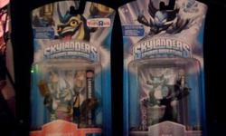 $25 Two Skylanders -BOTH FOR ONE PRICE - Local Pick up Only
