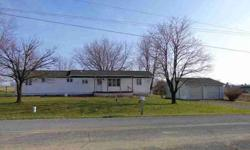 260 Legion Dr Bethel, Two BR, One BA home setting on .86