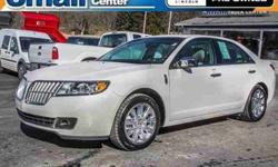 $26,879 2011 Lincoln MKZ