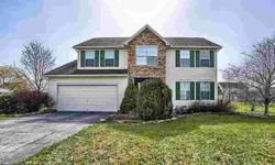 26 Dickinson Dr Hanover Four BR, move in ready 2 story home