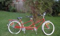 $275 Bicycle built for TWO Tandem SCHWINN