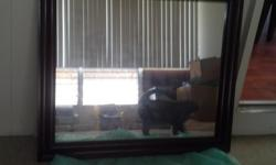 $275 Large Wall Mirror For Sale
