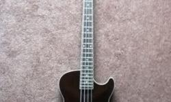 $275 OBO Ibanez Artcore Semi-hollow Electric Bass Guitar