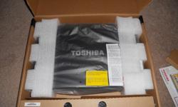 $275 Toshiba Satellite Laptop