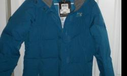 $275 Womens Mountian Hard Ware Downhill Parka