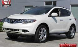$27,500 2011 Nissan Murano LE AWD w/Nav and DVD