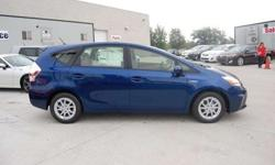 $27,685 2013 Toyota Prius v 5dr Wgn Two