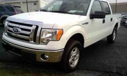 $27,793 2012 Ford F150 SuperCrew Cab XLT Pickup 4D 5 1/2 ft
