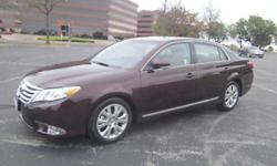 $27,900 OBO 2012 Toyota Avalon XLS, ONE OWNER, 16K, Program