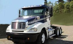 $27,900 Used 2005 FREIGHTLINER columbia for sale.