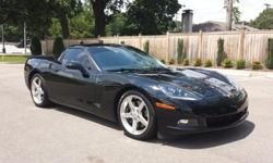$27,990 2005 Chevy Corvette Z51 6 Speed Manual