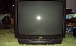 "~^~^~^~^~^~ 27"" Jvc TV, Full Menu, Great Picture /Excellent"