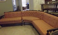$280 Antique Sectional