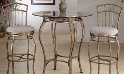 $280 Bistro Dining Table Set