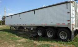 $28,000 2001 Timpte Grain Hopper Trailer