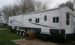 $28,000 2012 39ft travel trailer