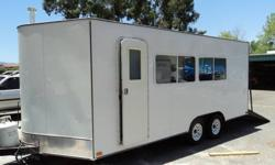 $28,500 Concession Trailer