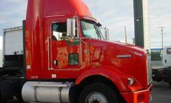 $28,500 Used 2003 Kenworth T 800 tractors day cabs for sale.