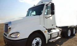 $28,500 Used 2005 Freightliner Columbia for sale.