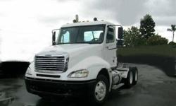 $28,500 Used 2005 FREIGHTLINER columbia's for sale.