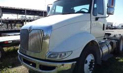 $28,500 Used 2005 International 8600 DAY CAB for sale.