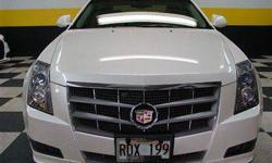 $28,900 Used 2010 Cadillac CTS Sedan 4dr Sdn 3.0L RWD Sedan,