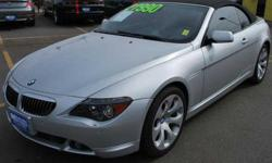 $28,990 Used 2006 BMW 6-Series for sale.