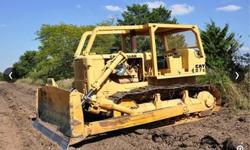$29,000 1966 Caterpillar D7E Dozer