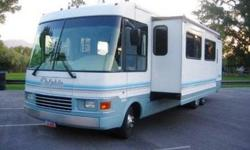 $29,500 1999 National Rv Dolphin 36'