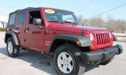 $29,500 2012 Jeep Wrangler Unlimited SPORT