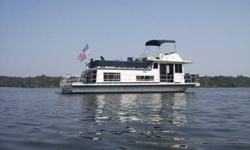 $29,900 12x43 CarlCraft Houseboat (barren ky)