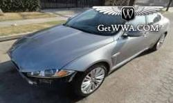$29,900 2012 Jaguar XF-Series $29,900, Gray, 4,145 mi, 2012