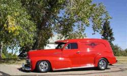 $29,900 Used 1947 Chevrolet Sedan Delivery Coupe, 0 miles