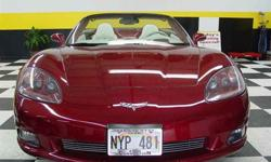 $29,900 Used 2006 Chevrolet Corvette 2dr Conv Convertible,