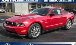 $29,981 2011 Ford Mustang GT PREMIUM