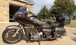 $2,000 1983 Honda Goldwing Aspencade (GL1100)