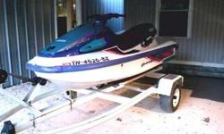 $2,000 1996 Yamaha Wave venture (triple)