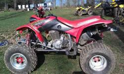 $2,000 2001 honda 400ex. very good cond.