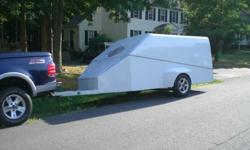 $2,000 Nice 7 X 12 Enclosed Trailer