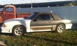 $2,000 OBO 89 Ford Mustang GT project car