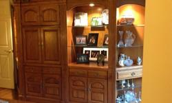 $2,000 OBO Five piece wall unit