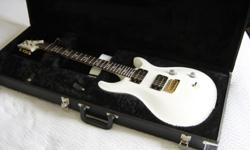 $2,000 OBO Used 2012 PRS Dave Navarro Signature Electric
