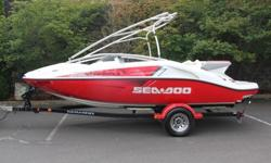 2^006 Sea-Doo Speedster 200 310^HP