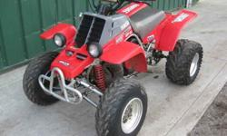 $2,100 0000 YAMAHA BANSHEE 350 MINT CONDITION $2,100, RED,