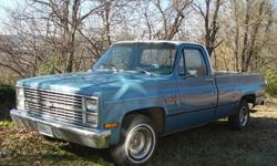 $2,150 1983 Chevy Truck Chevrolet CLASSIC
