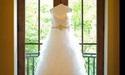 $2,190 OBO Paloma Blanca Wedding Dress