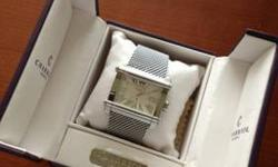 $2,199 PHILIPPE CHARRIOL Actor Watch **********