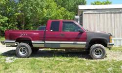 $2,200 95' Chevy 1500 stepside