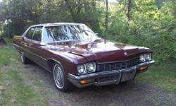 $2,300 OBO 1972 Classic Buick Electra 455CID 72K ORIG MILES
