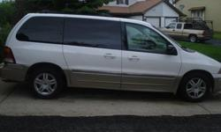 $2,400 2001 Ford Windstar LX pick up with cash in had no